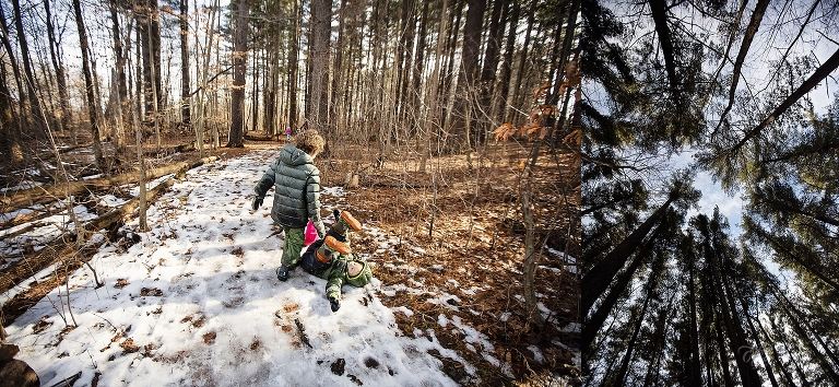 Michigan family Photographer documenting real life